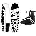 New Hyperlite Wakeboard Package Agent w/ Agent Wakeboard Bindings 2018