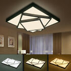Modern LED Square Dimmable Ceiling Light Bedroom Kitchen Living Room Lighting