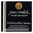 JANE IREDALE* 0.06 oz PURE PRESSED Skin Care EYE SHADOW Compact *YOU CHOOSE* 1b