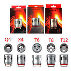 New 3PC SMOK TFV12 Coil Head V12-T12 V12-Q4 V12-T6 V12-X4 Core Replacement Coils
