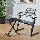 Best Electronic Keyboards - Zennox Electric Keyboard Digital Music Piano 61 Keys Review