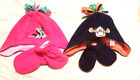 Disney Minnie  Mouse Tigger  Fleece Hat and Gloves 6 12 18 Mths +  New