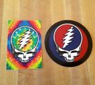 Steal Your Face Grateful Dead Stickers.
