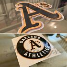 "Oakland Athletics ""A's"" Green & Gold Logo Sticker Decal Vinyl MLB Treehouse on Ebay"