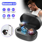 Magnetic Wireless Sport Bluetooth 4.1 Stereo Headphone Earbuds Headset Earphone
