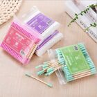 100pcs Double Tip Wooden Cotton Swab Medical Cure Body Cleaning Cotton Swab