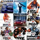 xbox ddr - Original Xbox Games!! MLB, NBA, NFL, NHL, Forza, Amped + MORE!!! **Disc Only**