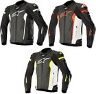 Alpinestars Missile Leather Motorcycle Riding Jacket Mens All Sizes & Colors