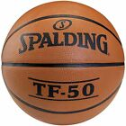 Spalding TF 50 Outdoor Rubber Practice Basketball