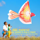 RC Flying Bionic RC Flying Bird LED ABS 2.4GHz Control Plane Drone Kids Toy