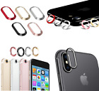 For iPhone 6 6S 7 8 Plus X Rear Camera Lens Protector Ring Cover ***USA Seller**