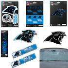 NFL Carolina Panthers Premium Vinyl Decal / Sticker / Emblem - Pick Your Pack on eBay