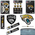 NFL Jacksonville Jaguars Premium Vinyl Decal / Sticker / Emblem - Pick Your Pack on eBay