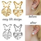 Magic Copper Bax Earring Backs Lifters Firmly Supports Lifts Fit  Gold Silver