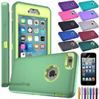 For iPhone Xs XR 6 7 8 iPhone8 Plus Case Shockproof Protective Hybrid Hard Cover