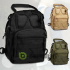 Chest Bag Backpack Molle Tactical Sling Assault Pack Messenger Shoulder Bag Men
