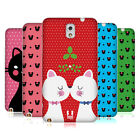 HEAD CASE DESIGNS CHRISTMAS CATS SOFT GEL CASE FOR SAMSUNG PHONES 2