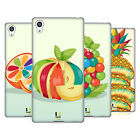 HEAD CASE DESIGNS COLOURFUL FRUITS SOFT GEL CASE FOR SONY PHONES 2