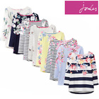 Joules Harbour Print Ladies Jersey Top (Y) **FREE UK Shipping**