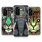 HEAD CASE DESIGNS AZTEC ANIMAL FACES 2 HARD BACK CASE FOR HUAWEI PHONES 1