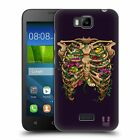 HEAD CASE DESIGNS HUMAN ANATOMY HARD BACK CASE FOR HUAWEI PHONES 2