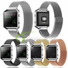 Stainless Steel Metal Band Wrist Watch Strap Bracelet Clasp For Fitbit Blaze