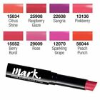 AVON MARK SHINE BURST LIPSTICK ASSORTED SHADES COLOURS NEW