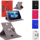 Universal 360° PU Leather Stand Case Cover For All Android Tablet Tab PC