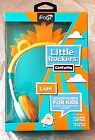 iFrogz Little Rockers Lion Headphones Brand New In Box  Free P& P