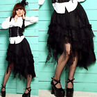 RQ PUNK DOLLY gothic RUFFLE Lolita NET LAYER 21013 SKIRT