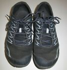 Mens Merrell Bare Access 4 athletic trail running walking shoes blue grey 10 1/2
