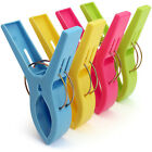 Beach Towel Clips Plastic Quilt Pegs for Laundry Sunbed Lounger Clothes Pegs