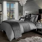 Kylie Minogue Bedding SATURN Grey Slate Duvet Quilt Cover Throw Curtains
