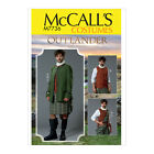 McCall's 7736 Sewing Pattern to MAKE Outlander Costume Jacket Waistcoat Kilt