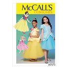 McCall's 7673 Sewing Pattern to MAKE Princess Costumes - Belle, Snow White Etc