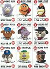 2017 Topps Heritage Minors Mascots 1968 Topps Game Baseball cards - You pick !!
