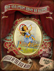 HIGH WIRE ACT: CIRCUS GREATEST SHOW ON EARTH  METAL SIGN CHOOSE YOUR SIZE