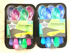 Tommee Tippee 5 Pk Feeding Spoons Girl / Boy  7 Mths + Bpa Free New