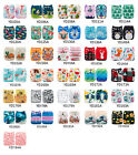 Kyпить ALVABABY Reusable Baby Cloth Diapers OneSize Washable Pocket Nappies With Insert на еВаy.соm