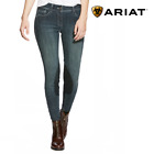 Ariat Whipstitch Denim Knee Patch Breeches **SALE** **FREE Uk Shipping**