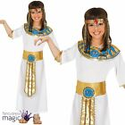 Child Girls Egyptian Princess Cleopatra Greek Goddess Fancy Dress Costume Outfit