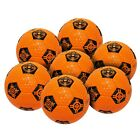 40 80 120 Cheap Training Footballs Size 5 | Orange and Black Bulk Buy