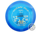 NEW Westside Discs VIP Anvil 168g Blue Gold Foil Midrange Golf Disc