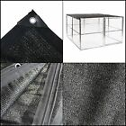Heavy-Duty Cover Dog Kennel 90% Sunblock Shade Tarp Panel Also For Patio Pool