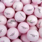 Pinnacle Pink Optic Mix Golf Balls - Pearl / A Grade Super Soft Ladies Womens UK
