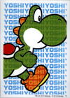 2015 Super Mario Dog Tags STICKER/Stickers YOU PICK