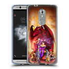 OFFICIAL RUTH THOMPSON DRAGONS SOFT GEL CASE FOR ZTE PHONES