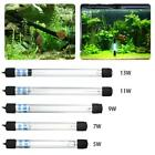 Submersible-Aquarium-Pond Fish Tank Light UV Sterilizer Water Clean Lamp K7Z2