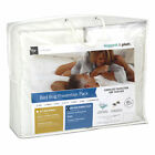 Fashion Bed Group Bed Bug Prevention Pack + (Plus) with InvisiCase Pillow