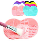Внешний вид - Makeup Silicone Brush Pad Cleaner Washing Scrubber Board Cleaning Tool Mat Hand